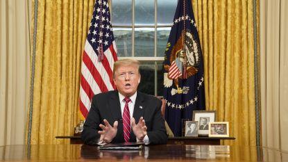 Trumps dramatische toespraak voor de natie gefactcheckt: wat klopt er, en wat niet?