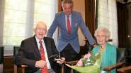 Oud-schooldirecteur Jan Van de Wygaert viert 65ste huwelijksverjaardag