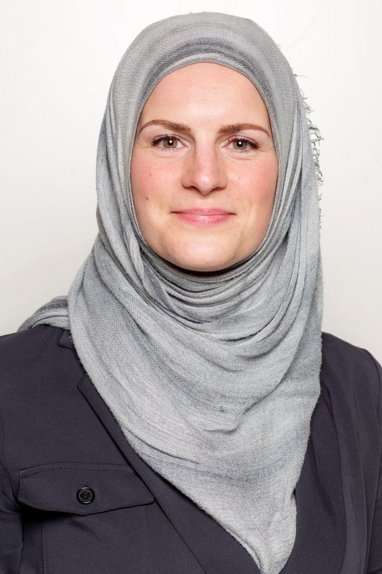 Anne Dijk. Beeld Jörgen Caris
