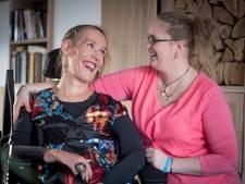 Dorien in actie voor zieke Annet uit Almelo: 'Medicijn is onbetaalbaar'