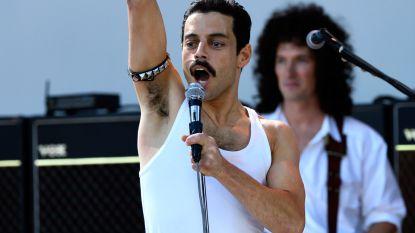 Cast van 'Bohemian Rhapsody' droeg echte Queen-kleren