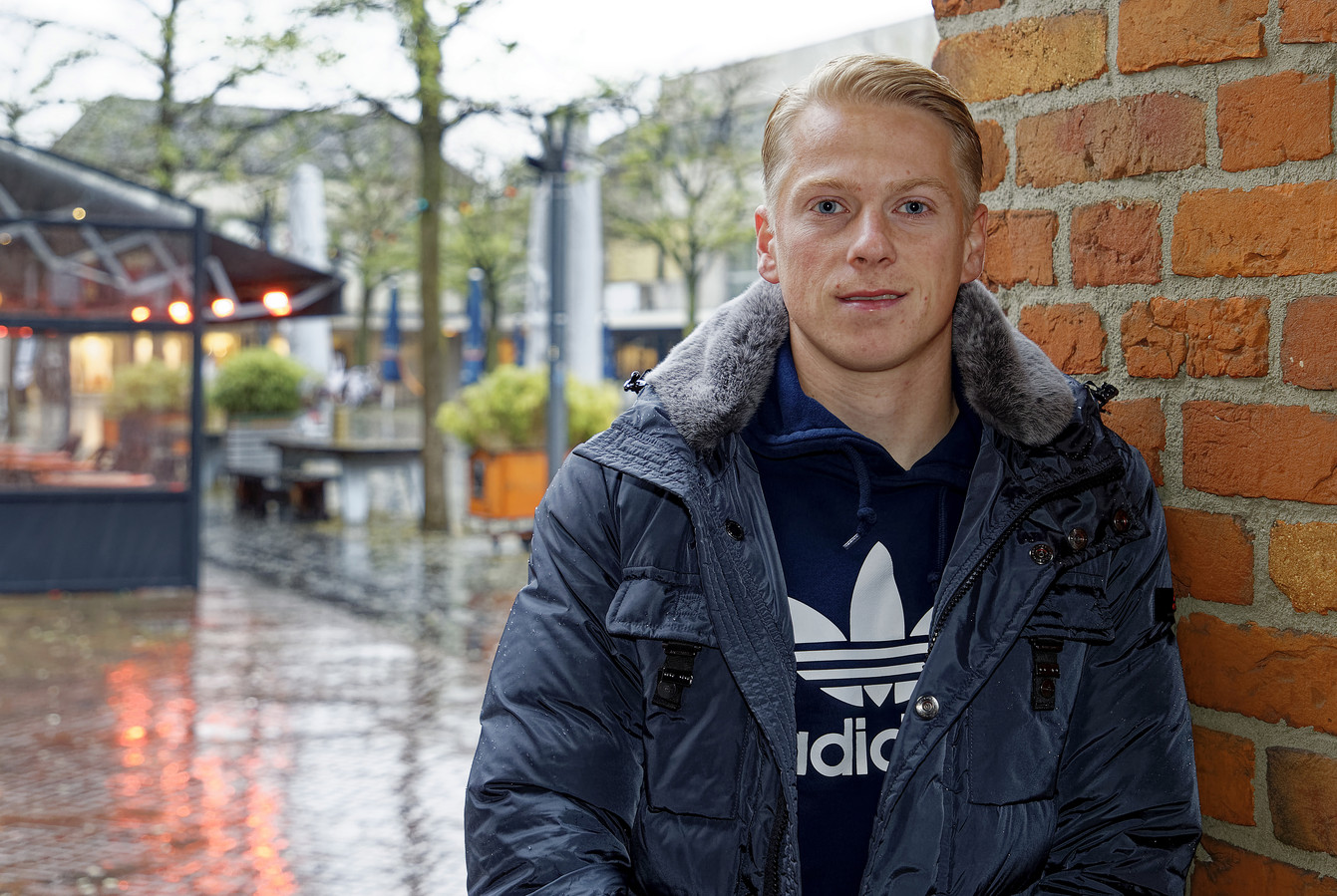 Philippe van Arnhem is terug in Waalwijk.