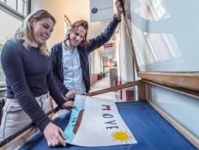 'Kinderen en studenten kunnen veel van elkaar leren'