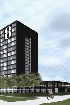 Bouw GR8-hotel bij A16 in Breda begint later