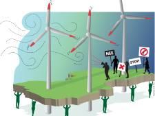 Inwoners Olst-Wijhe mogen zelf initiatief nemen voor windmolens: 'Maar weerstand zal er altijd zijn'