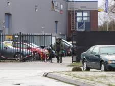 Explosief in Vaassen veiliggesteld door EOD, medewerker autoschadebedrijf vond mogelijke handgranaat