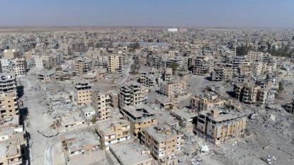 """Amnesty: """"1.600 burgerdoden bij Westerse aanval op kalifaat-hoofdstad Raqqa"""""""