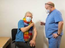BN'ers gaan coronavaccin promoten met slogan 'Ik stroop mijn mouw op...'
