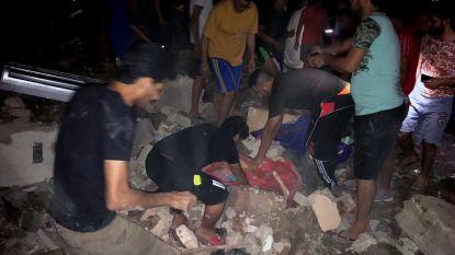Minstens achttien doden bij ontploffingen in wapendepot in Bagdad