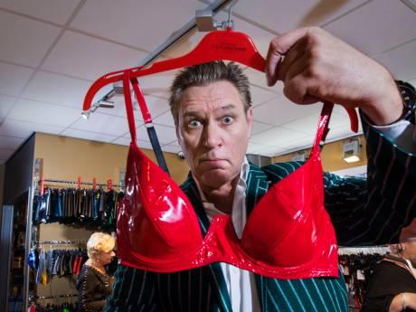 Voor nieuwe voorstelling Seks met Sjaak experimenteerde cabaretier er op los