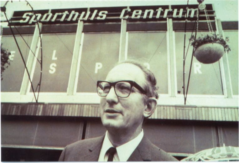 Center Parcs-oprichter Piet Derksen Beeld rv