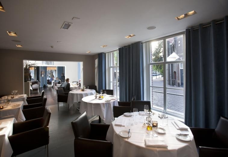 Restaurant O Mundo Wageningen houdt ster ondanks nieuwe chef | Foto ...