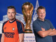 Sjoerd en Mikos: Respect voor voetbal Iran en IJsland? Het is niet te harden!