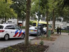 Vrouw botst met auto op boom in Grave en raakt gewond