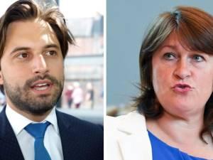 """Pourquoi Jacqueline Galant soutient Georges-Louis Bouchez à la présidence du MR: """"Il a mûri"""""""