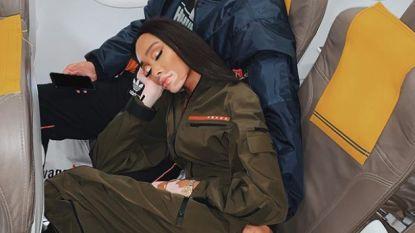 Topmodel Winnie Harlow onder vuur na haar klaagzang over vliegreis tussen 'gewone' passagiers