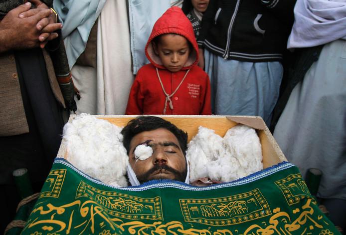 Het aantal burgerdoden in Afghanistan heeft een macaber record bereikt.