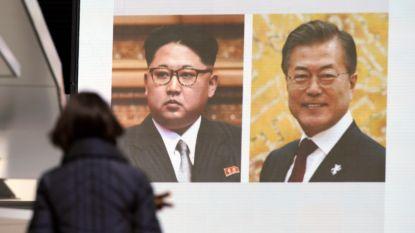 De leiders van Noord- en Zuid-Korea ontmoeten elkaar op 27 april
