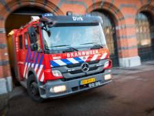 Duizend kliko's in vlammen op bij grote brand in Gorredijk, politie vermoedt brandstichting