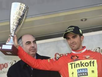 Contador grijpt de macht in Ruta del Sol, Moreno wint de tijdrit