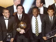 Messi opnieuw beste voetballer ter wereld