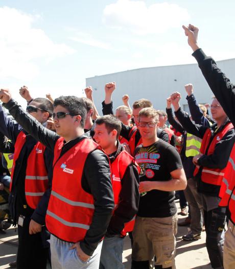 Ook in Eindhoven staking om cao in metaal- en technieksector
