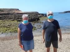 """Trip naar kust is verademing voor Antwerps koppel dat vast zat in Marokkaanse hitte: """"Nu hopen op ticket voor veerboot"""""""