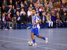 Zaalvoetballer Raphinha is eenzaam, maar niet alleen in Eindhoven: 'Vaak ga ik de stad bezichtigen'