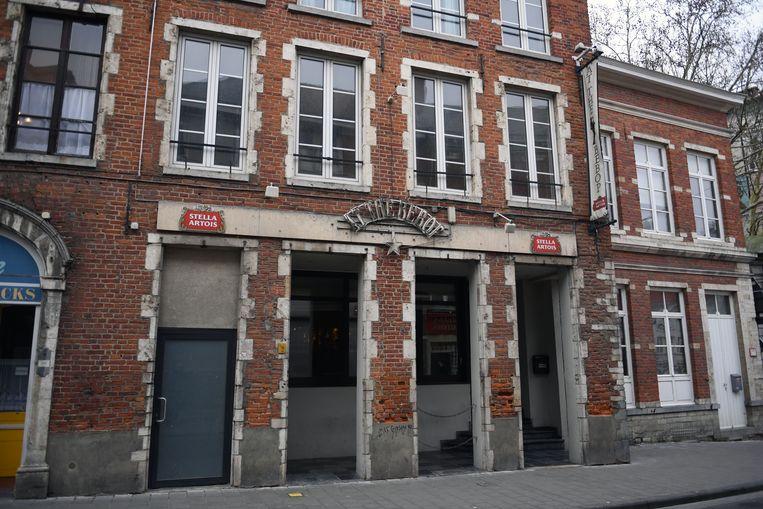 At The Bebop verhuisde in 2001 naar de Tiensestraat.