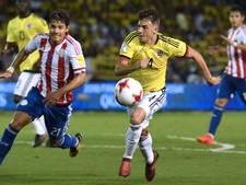 Arias kan met Colombia op twee oren slapen, ook Uruguay naar WK