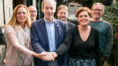 N-VA kiest voor Groen en Open Vld