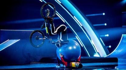 Get Insane stunt in De Schorre