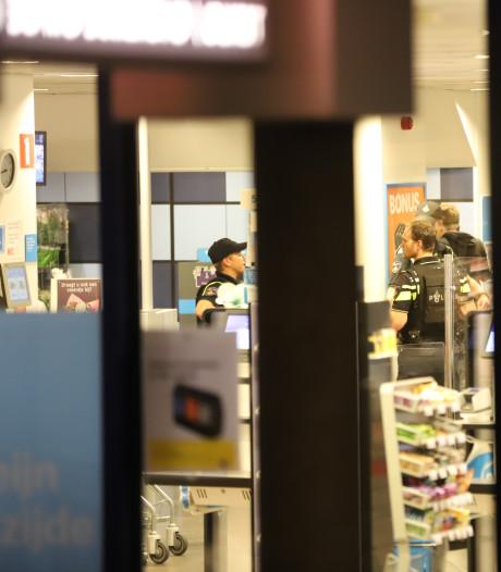 Verdachte van overval op supermarkt opgepakt
