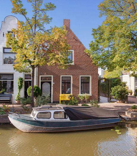 Jeroen en Anouk ruilen woning aan sloot in voor woning aan zee: 'Het afscheid is wel moeilijk'