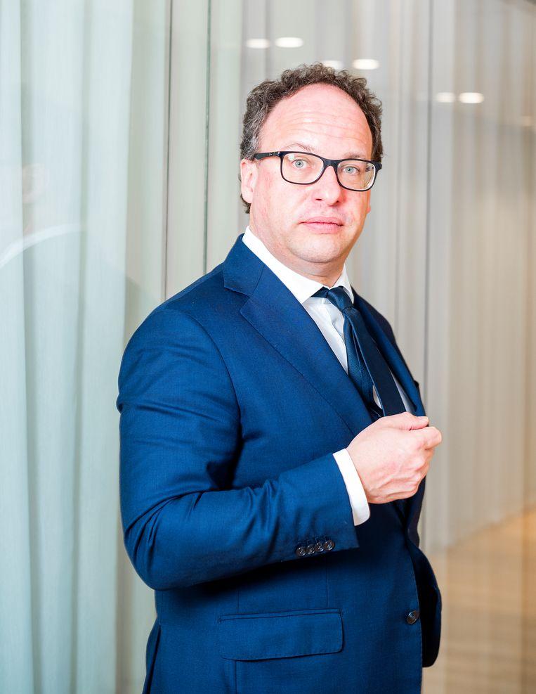Minister Koolmees. Beeld Jiri Büller