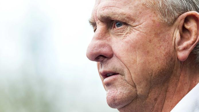 Johan Cruijff Zeer Ernstig Ziek Sport Adnl