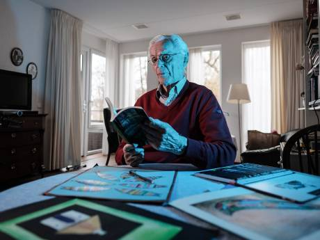 Elk uur van de dag gelukkig in De Bleijke: Harry van Rijn (95) schreef een boek over zijn leven als bewoner