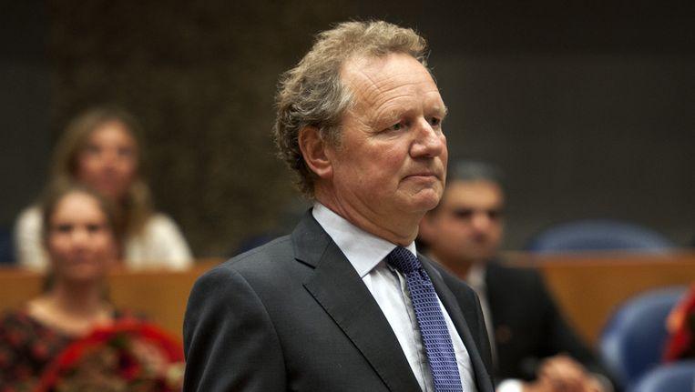 GroenLinks-Kamerlid Bram van Ojik Beeld ANP