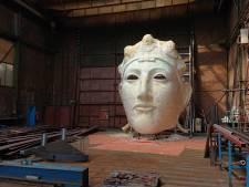 Romeins masker weer een stapje verder