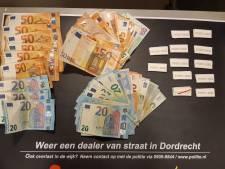 Twee mannen aangehouden voor drugs dealen in Krispijn