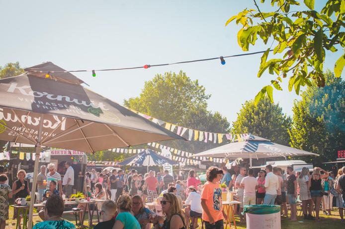 Foodtruckfestival TOOST strijkt neer in Soest.