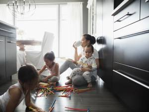 La Belgique dans le top 3 européen des familles nombreuses
