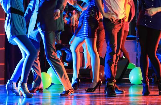 Wat hadden ze graag op de dansvloer in Albufeira gestaan...