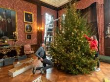 Dit jaar geen kerstopenstelling op Kasteel Middachten