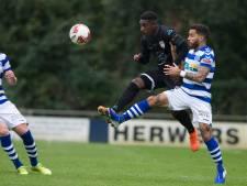 Van Mieghem maakt rentree bij De Graafschap in doelpuntrijke oefenwedstrijd tegen Heracles Almelo