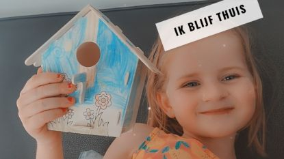 Gemeente laat kinderen nestkastjes maken voor buitenspeeldag
