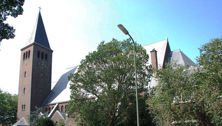 De Sacramentskerk, ook wel de Vluchtkerk genoemd, in Den Haag. Beeld Wikipedia