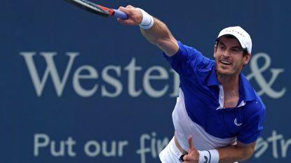 Murray boekt eerste ATP-zege sinds heupoperatie - Mertens uitgeschakeld in Wuhan