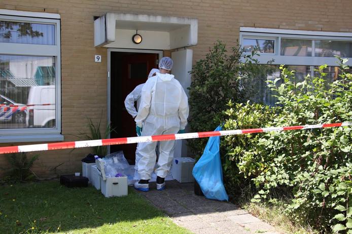 Dode man gevonden in woning Veluwelaan in Eindhoven