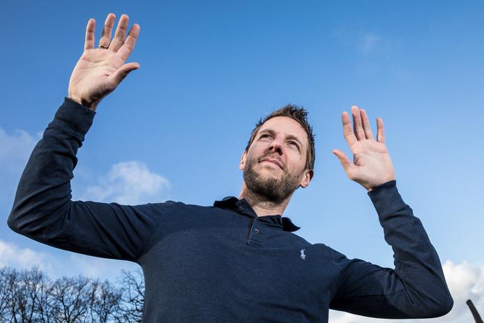 Christian Kromme uit Elburg is een voorstander van technologie, maar tegenstander van straling. Hij paste zelfs zijn verhuisplannen aan vanwege een zendmast.